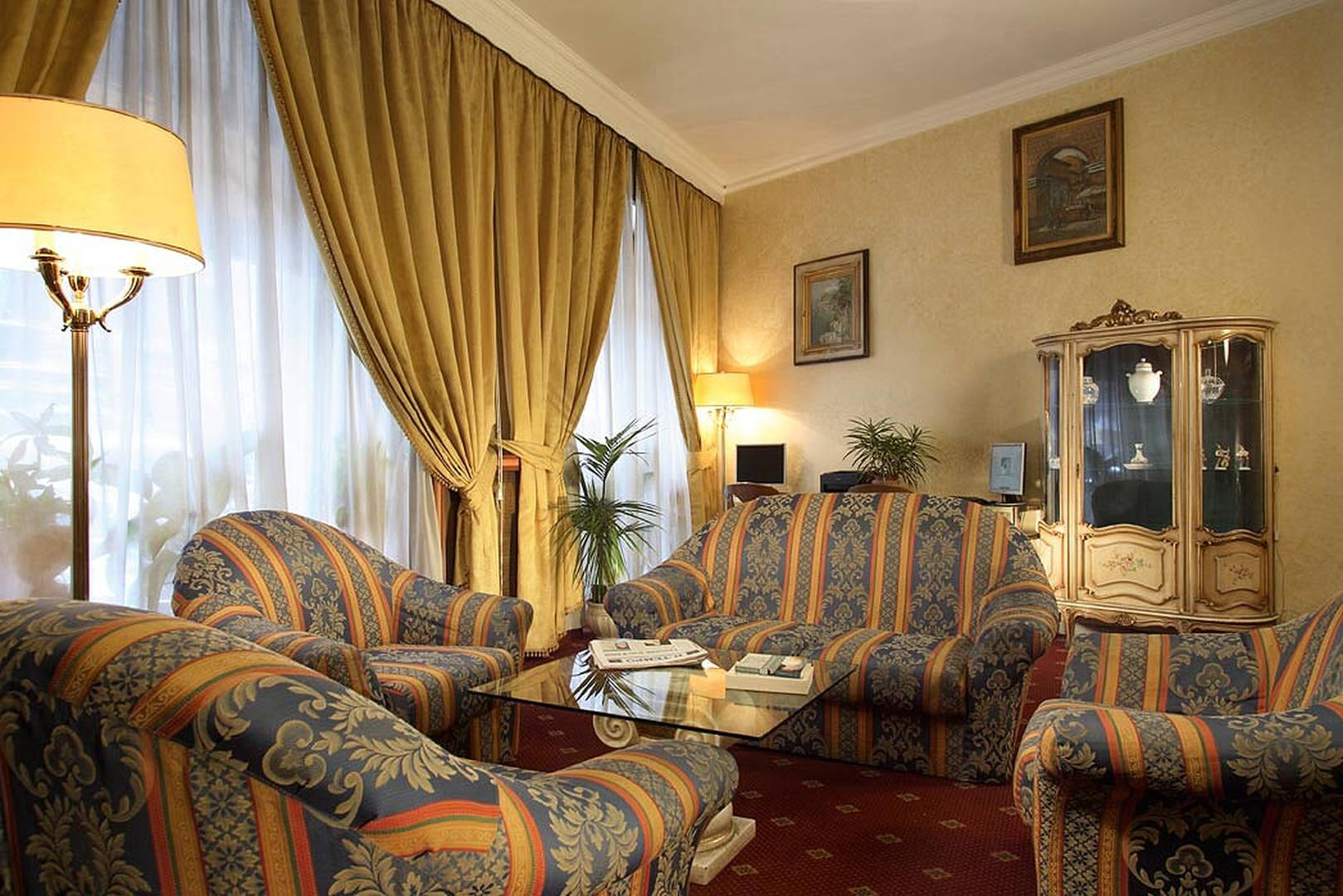 Your charming hotel in rome genio hotel
