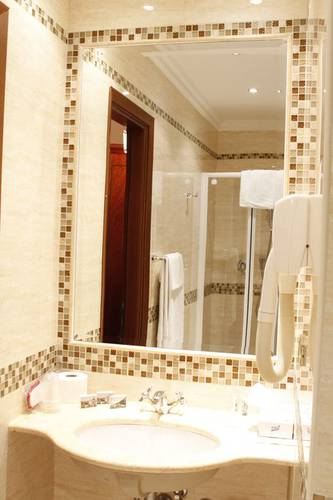 Bathroom genio hotel rome